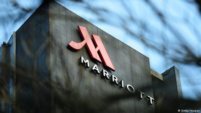 Marriott Hotel, мережа готелів, хакерський напад