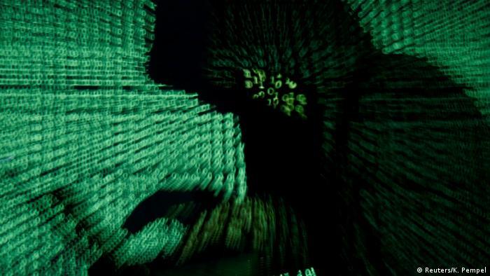 Illustration - Computer - Cyberkriminalität