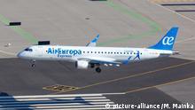 Flughafen Palma de Mallorca - Air Europa Express Embraer 195