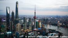 China - Shanghai - Skyline