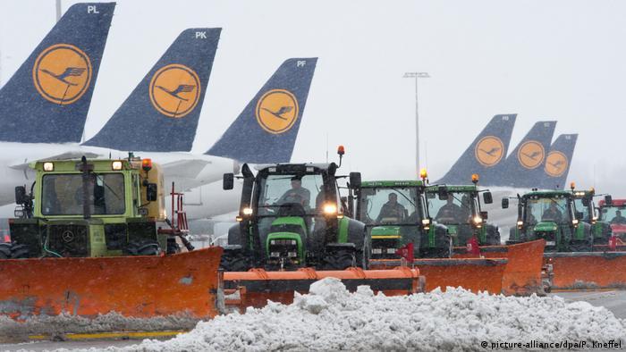 аеропорт Мюнхена, Баварія, Німеччина