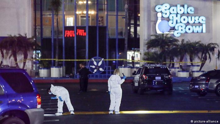 Tödliche Schießerei im kalifornischen Torrance (picture-alliance)