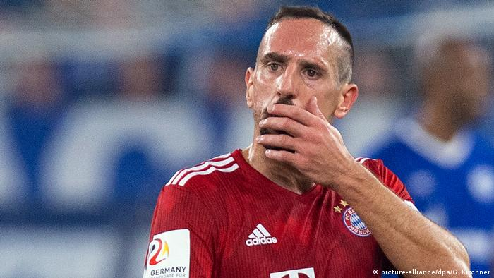 Franck Ribéry (picture-alliance/dpa/G. Kirchner)