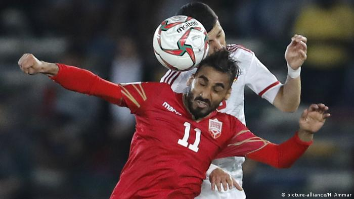 Asian Cup — UAE vs. Bahrain (picture-alliance/H. Ammar)