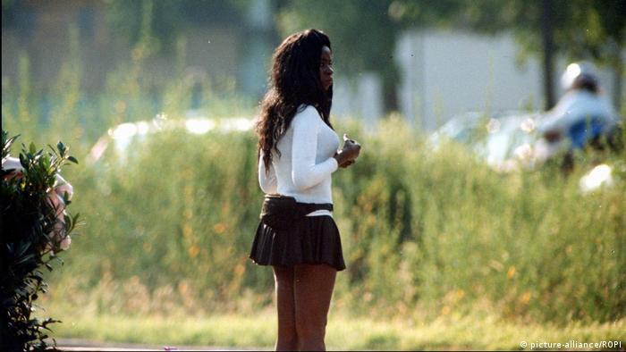 Italien Menschenhandel Zwangsprostitution