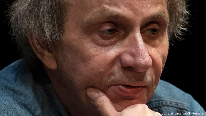 Michel Houellebecq (picture-alliance/dpa/B. Roessler)