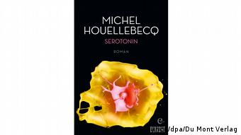 Buchcover «Serotonin» von Michel Houellebecq