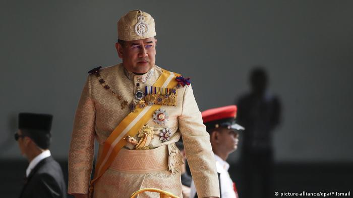 King Muhammad V.