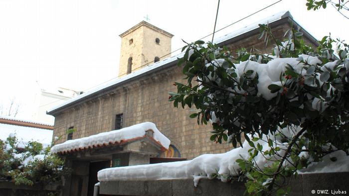 Alte orthodoxe Kirche in Sarajevo