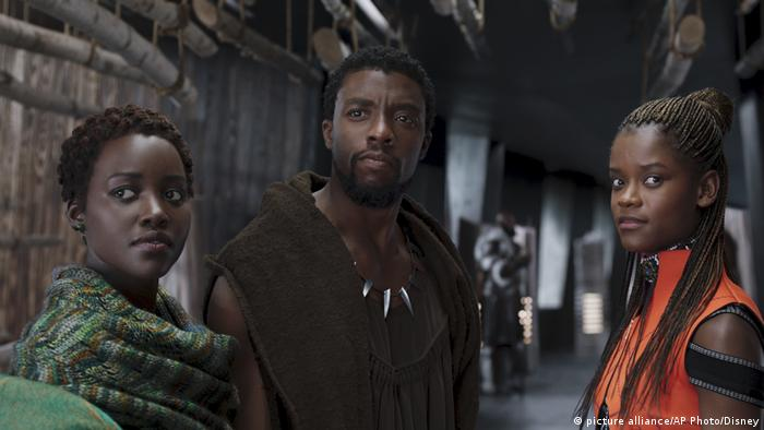 Golden Globes 2019 Nominees - Black Panther (picture alliance/AP Photo/Disney)
