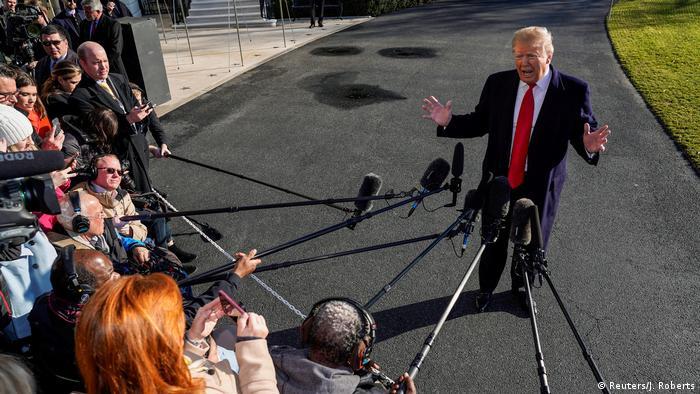 USA Donald Trump (Reuters/J. Roberts)