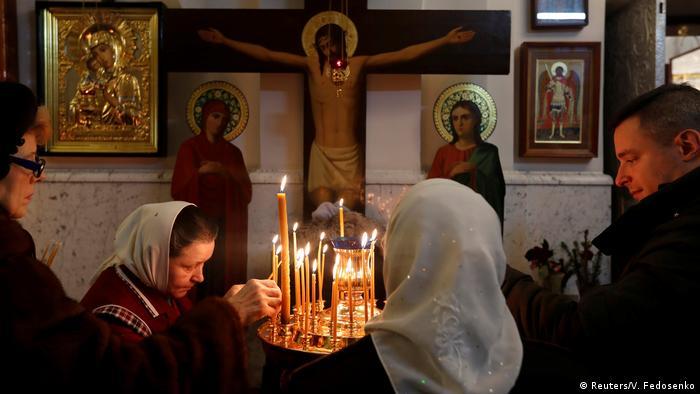 Cerkiew w Mińsku