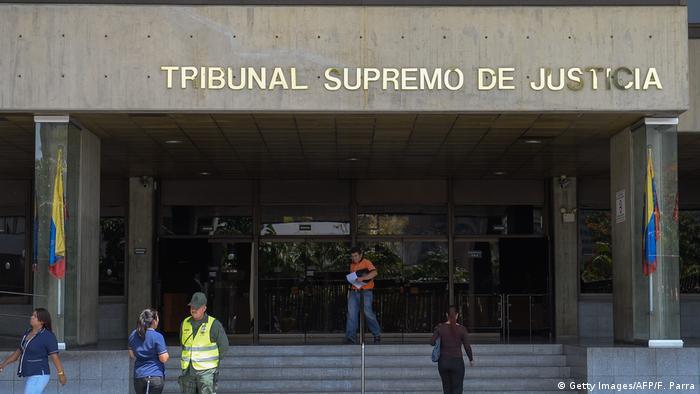 Venezuela | Verfassungsgericht in Caracas