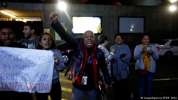 Guatemala | Aurora Airport | Fall Yilen Osorio