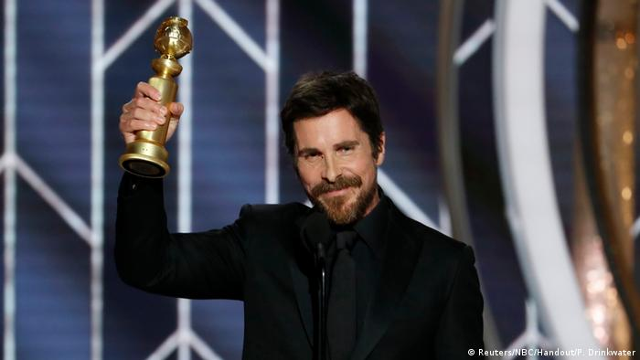 USA | 76th Golden Globe Awards | Christian Bale (Reuters/NBC/Handout/P. Drinkwater)