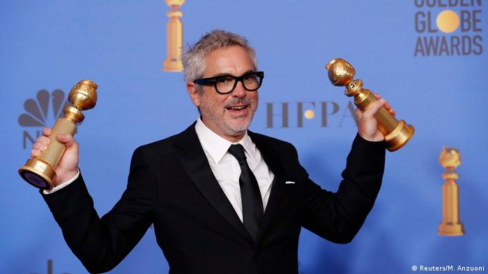 USA | 76th Golden Globe Awards | Alfonso Cuaron (Reuters/M. Anzuoni)