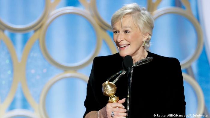 USA   76th Golden Globe Awards   Glenn Close (Reuters/NBC/Handout/P. Drinkwater)