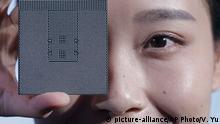 China Präsentation Chip Kunpeng 920