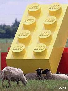 Legoland in Dänemark