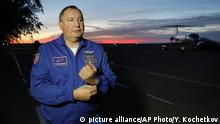 Russia US Space - Roscosmos Dmitry Rogozin