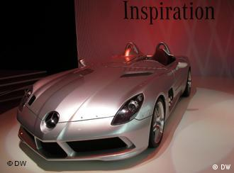 Mercedesov roadster
