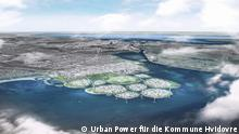 Dänisches Insel-Projekt Holmene