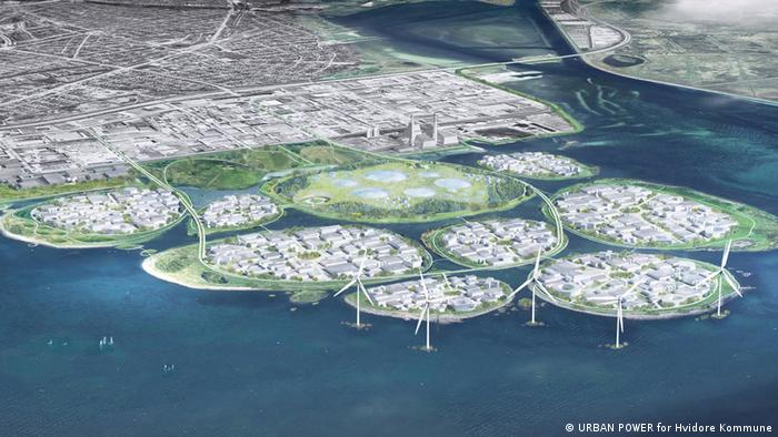 Denmark plans 'Silicon Valley' on 9 artificial islands off Copenhagen