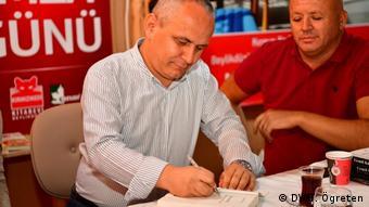 Cemil Kilic, türkischer Theologe