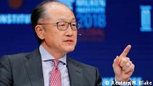 Weltbankchef Jim Yong Kim zurückgetreten