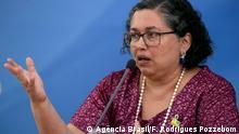 Suely Araújo, Präsidentin von Ibama