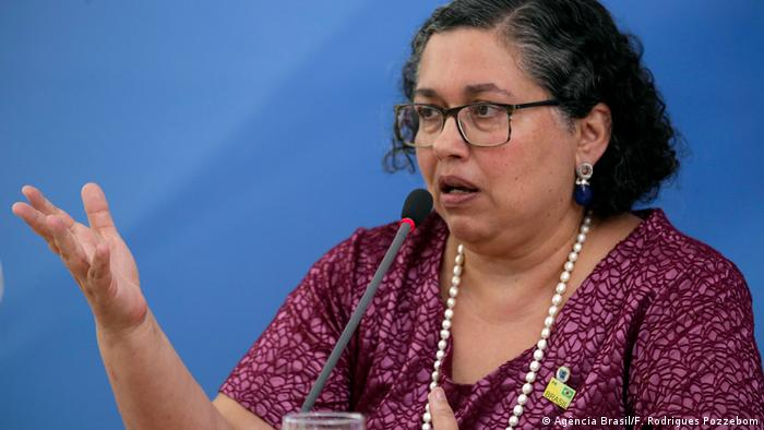 Suely Araújo, presidente do Ibama