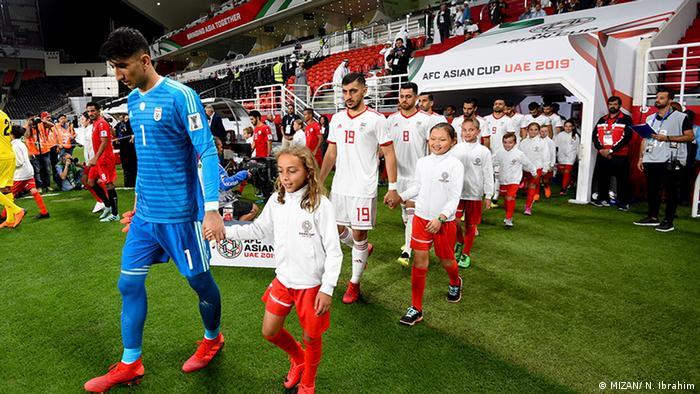Fußball Asien Cup l Iran vs Jemen - Beiranvand
