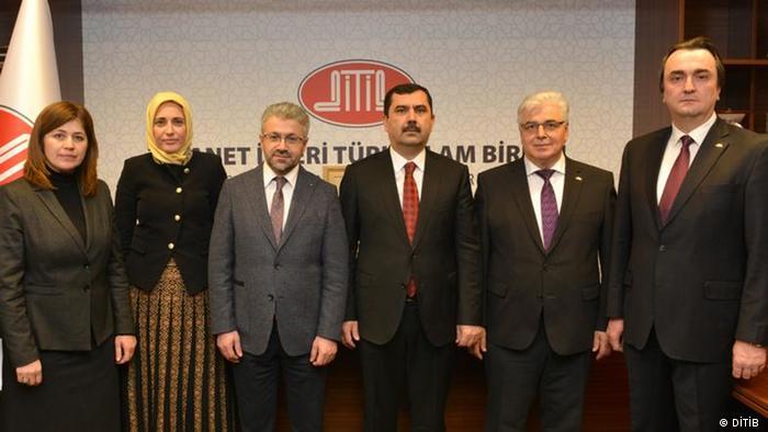 DİTİB hat einen neuen Vorstand