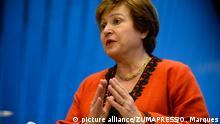 USA Weltbank l Kristalina Georgieva CEO