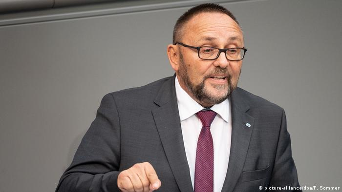 Berlin: Frank Magnitz (AfD), Bundestagsabgeordneter