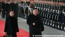 China: Kim Jong-Un besucht China
