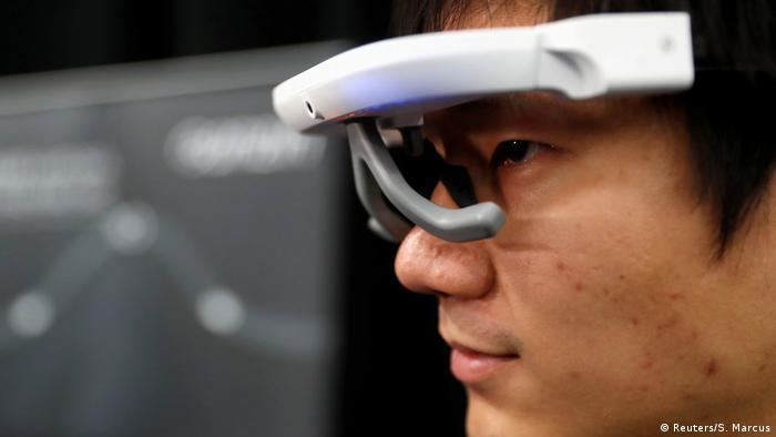 Aurora Eyetracker-Modul der Firma Ganzin aus Taiwan