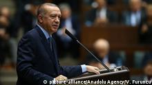 Türkei Präsident Recep Tayyip Erdogan in Ankara