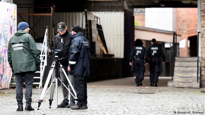 Police in Bremen