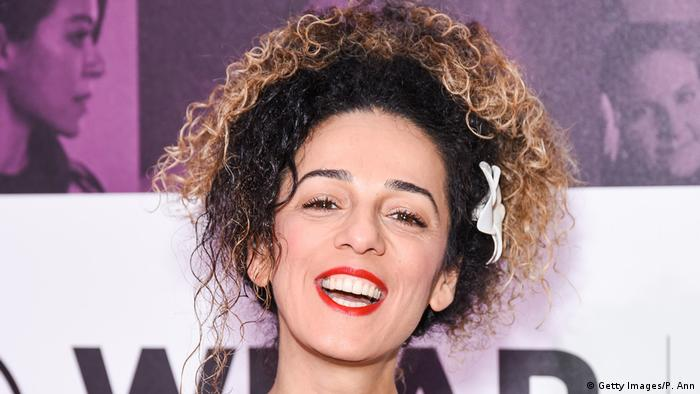 USA Masih Alinejad beim Power Women Summit in Los Angeles (Getty Images/P. Ann)