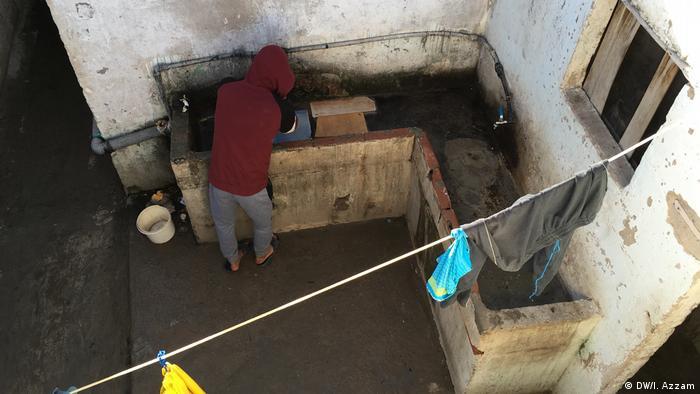 Marokkanische Landarbeiter in Südspanien