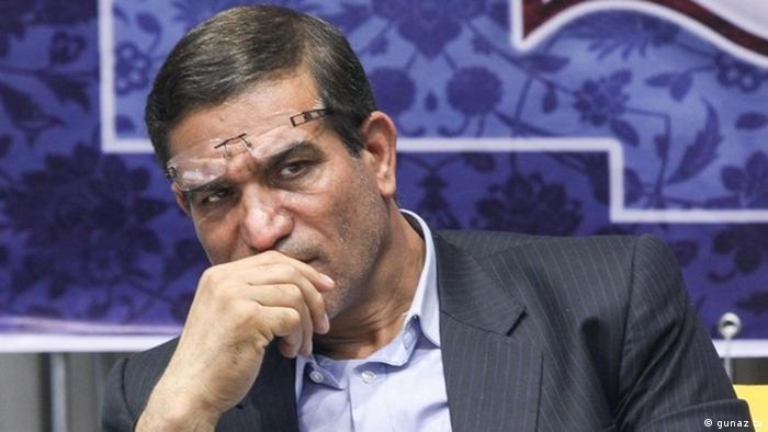 Iran Salman Khodadadi, Abgeordneter