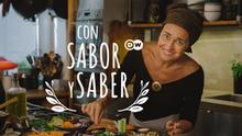 DW Con sabor y saber Sendungslogo (spanisch)