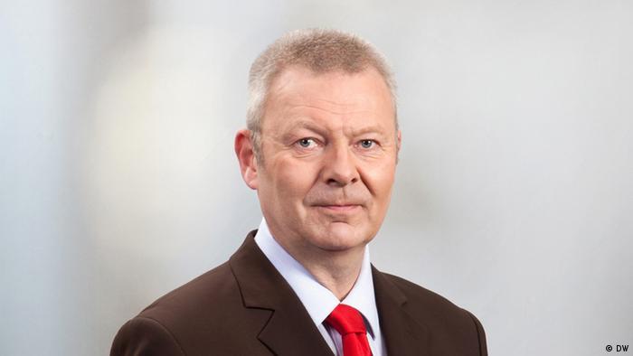 Kommentatorenfoto Jens Thurau (DW)