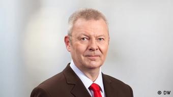 DW editörü Jens Thurau