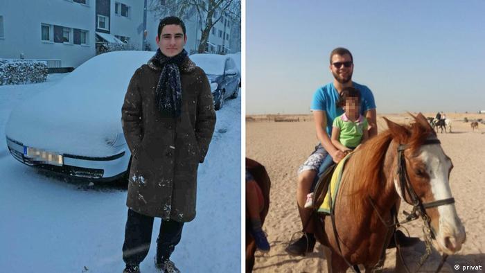 ägyptische männer und deutsche frauen