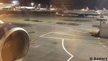 Drohnen-Alarm Heathrow Airport in London