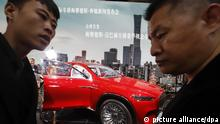 Mercedes-Maybach auf Automesse in Peking