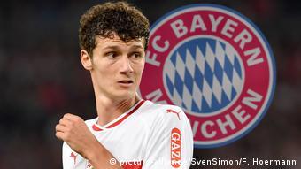 Benjamin Pavard, VfB Stuttgart