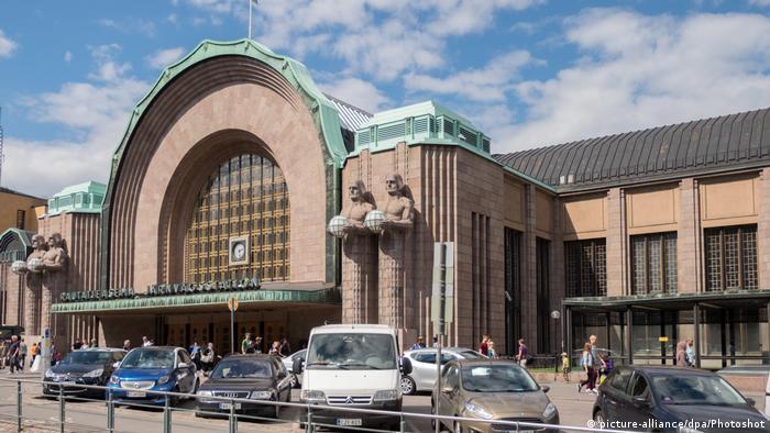 Esta obra del arquitecto finlandés Eliel Saarinen fue inaugurada en 1919.